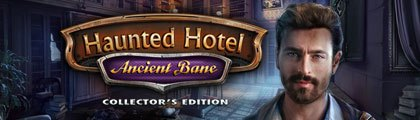 Haunted Hotel: Ancient Bane Collector's Edition screenshot