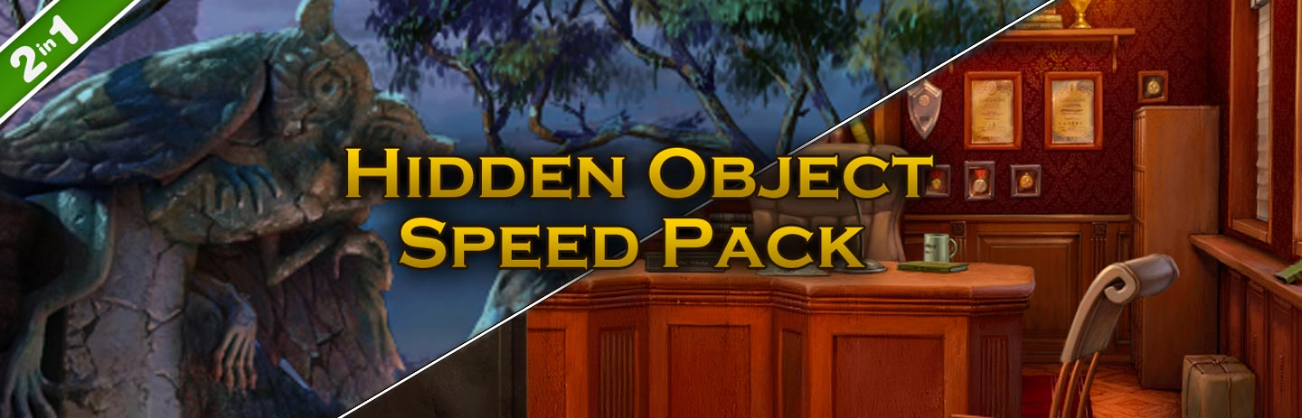 Hidden Object Speed Pack