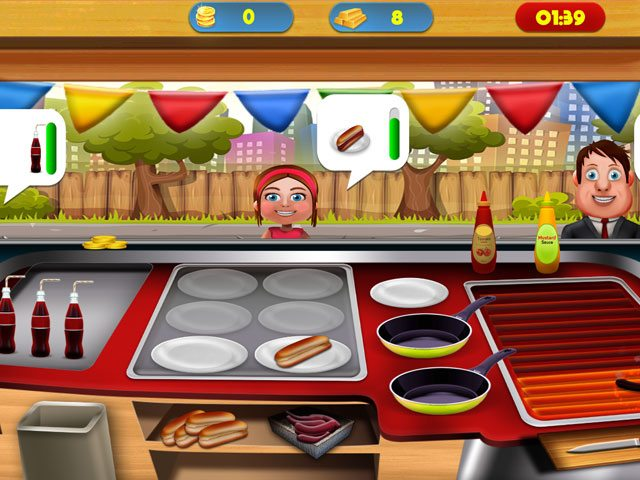 Fabulous Food Truck large screenshot