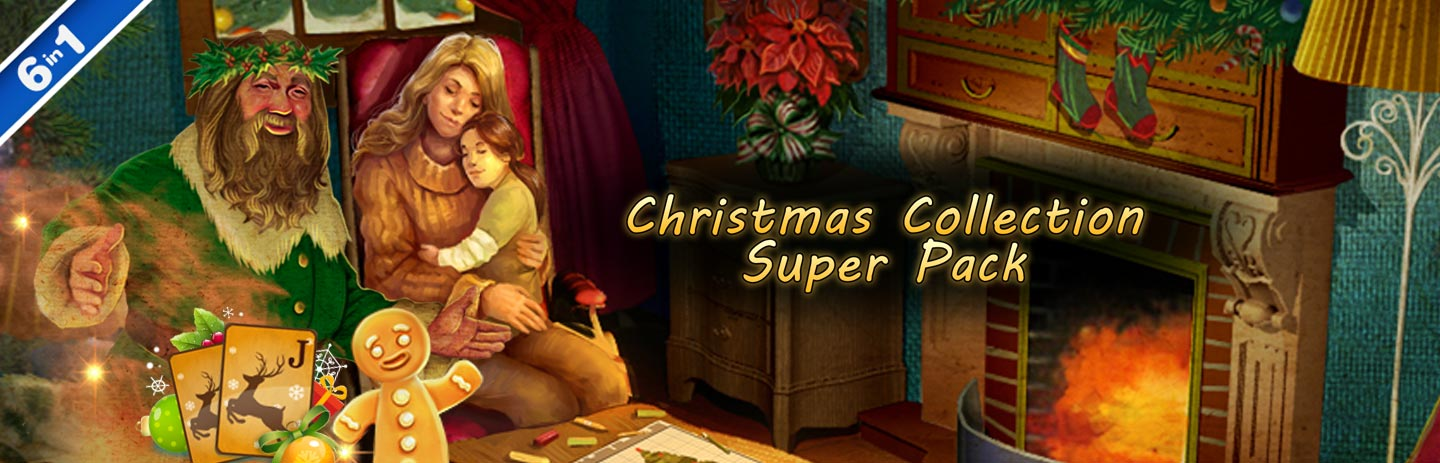 Christmas Collection Super Pack