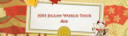 1001 Jigsaw World Tour - Asia screenshot