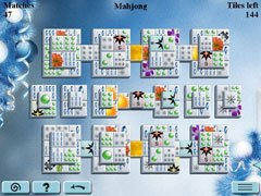Winter Mahjong thumb 1