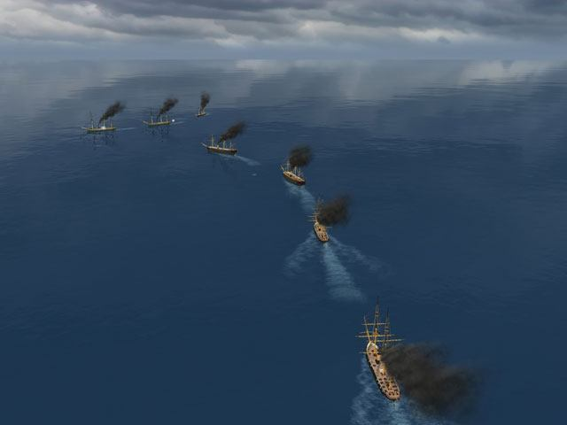 Ironclads 2: American Civil War large screenshot