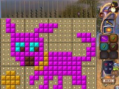 Fantasy Mosaics 20: Castle of Puzzles thumb 2