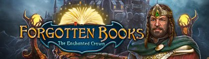 Forgotten Books: The Enchanted Crown screenshot