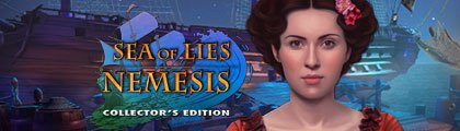 Sea of Lies: Nemesis Collector's Edition screenshot