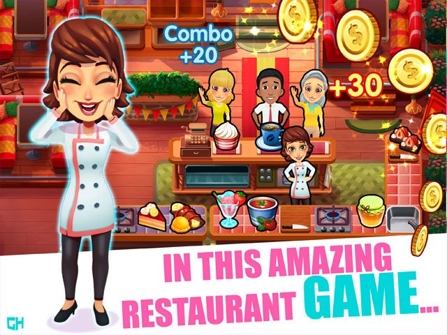Mary le Chef - Cooking Passion Platinum Edition large screenshot