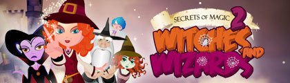 Secrets of Magic 2 - Witches and Wizards screenshot