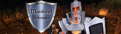 Mankind Defender screenshot