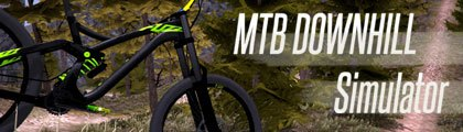 MTB Downhill Simulator screenshot