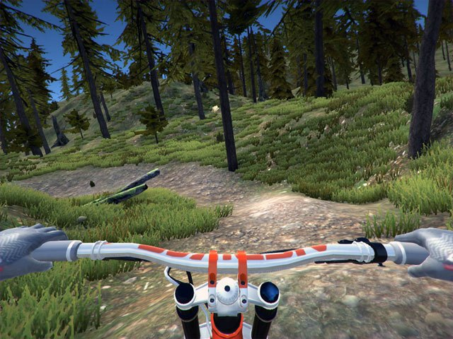 MTB Downhill Simulator large screenshot