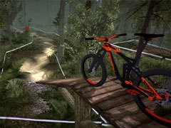 MTB Downhill Simulator thumb 3