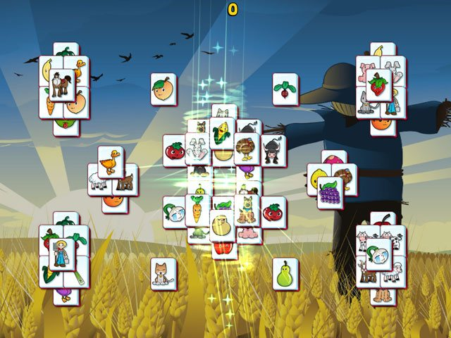 Barnyard Mahjong 3 large screenshot