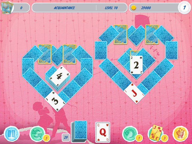 Solitaire Valentine's Day 2 large screenshot