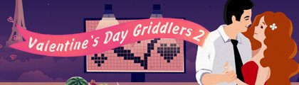 Valentine's Day Griddlers 2 screenshot