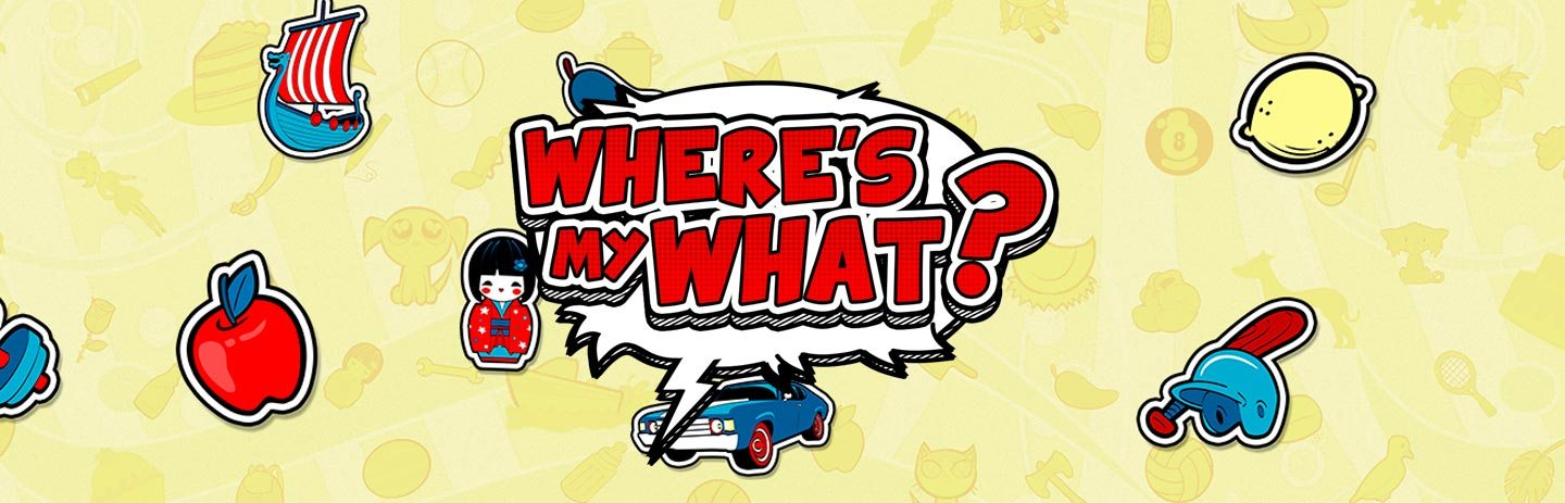 Where's My What?