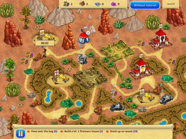 Gnomes Garden 4: New Home large screenshot