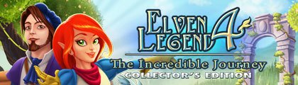 Elven Legend 4: The Incredible Journey Collector's Edition screenshot