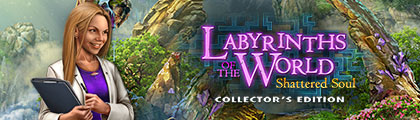 Labyrinths of the World: Shattered Soul Collector's Edition screenshot