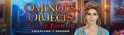 Ominous Objects: Family Portrait Collector's Edition screenshot