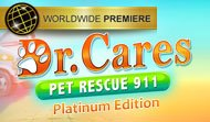 Dr. Cares - Pet Rescue 911 Platinum Edition