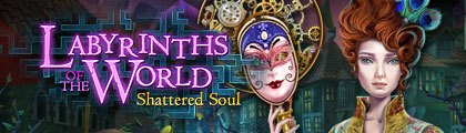 Labyrinths of the World: Shattered Soul screenshot