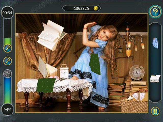Alice's Jigsaw Wonderland Chronicles large screenshot