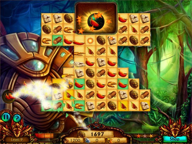 Legend of Maya Collector's Edition large screenshot