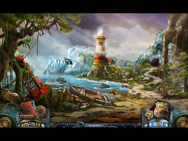 Dead Reckoning: Silvermoon Isle Collector's Edition large screenshot