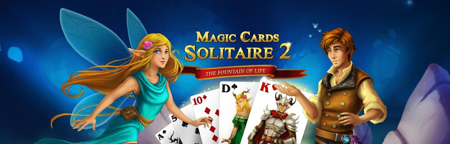 Magic Cards Solitaire 2