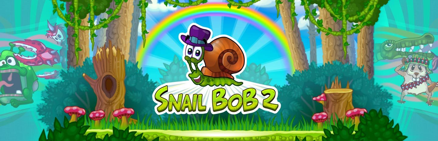 Snail Bob 2 - Tiny Troubles