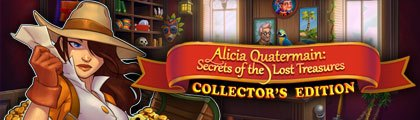 Alicia Quatermain: Secret of the Lost Treasures Collector's Edition screenshot