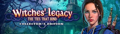 Witches' Legacy: The Ties That Bind Collector's Edition screenshot