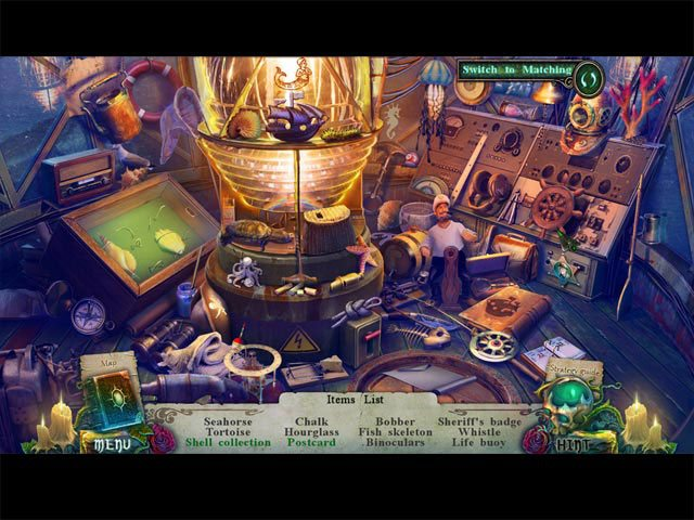 Witches' Legacy: The Ties That Bind Collector's Edition large screenshot