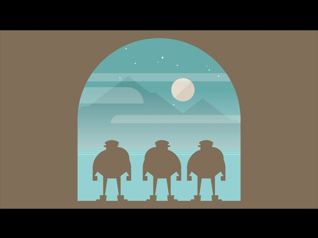 Burly Men At Sea large screenshot