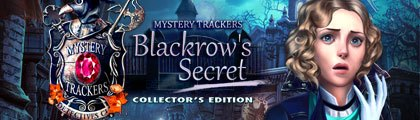 Mystery Trackers - Blackrows Secret Collector's Edition screenshot