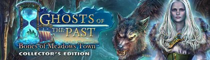 Ghost of the Past - Bones of Meadows Town Collector's Edition screenshot