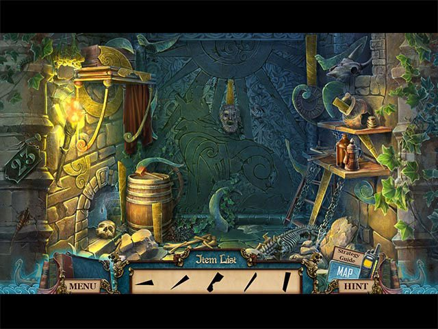 Ghost of the Past - Bones of Meadows Town Collector's Edition large screenshot