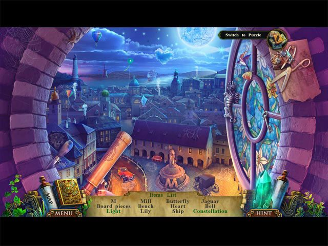Mayan Prophecies: Blood Moon Collector's Edition large screenshot