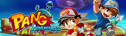 Pang Adventures screenshot