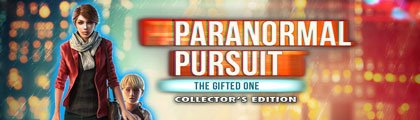 Paranormal Pursuit: The Gifted One Collector's Edition screenshot