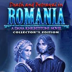 Death and Betrayal in Romania: Dana Knightstone CE
