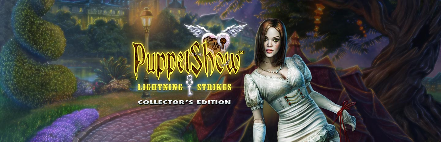Puppet Show Lightning Strikes Collector's Edition