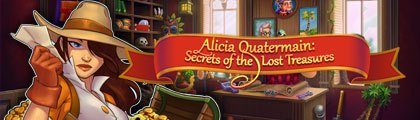 Alicia Quatermain: Secret of the Lost Treasures screenshot