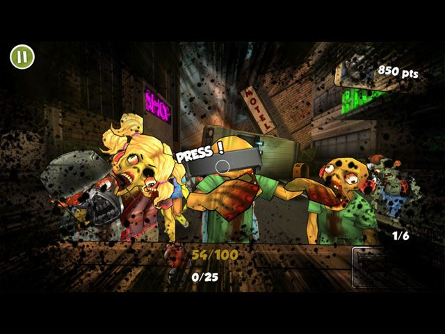 Rage Against The Zombies large screenshot