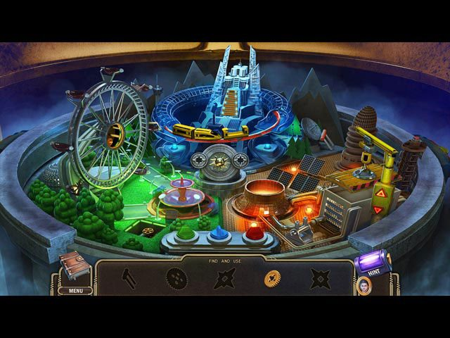 Paranormal Pursuit: The Gifted One large screenshot