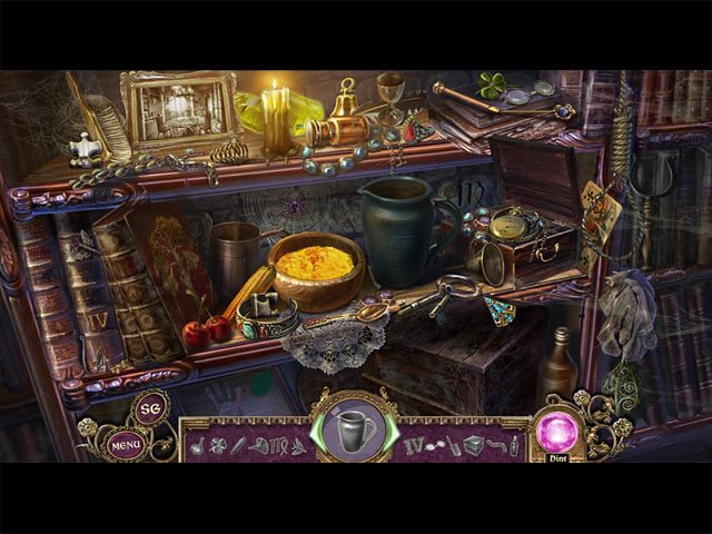 Shrouded Tales: The Spellbound Land Collector's Edition large screenshot