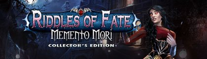 Riddles of Fate: Memento Mori Collector's Edition screenshot