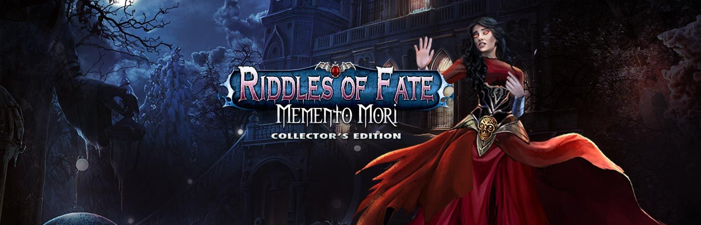 Riddles of Fate: Memento Mori Collector's Edition