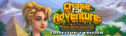 Chase for Adventure: The Iron Oracle Collector's Edition screenshot